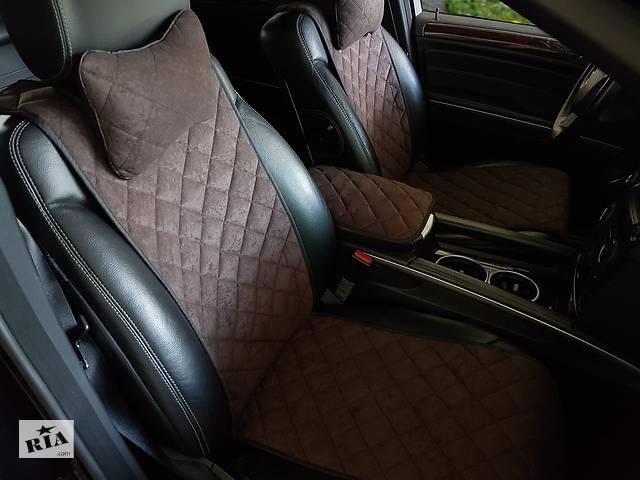 купить бу Накидки Алькантара BMW X1 X3 X5 X6 X7 M3 M5 в Рокитном