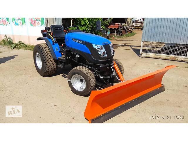 продам Отвал на мини трактор Донг Фенг 244 бу в Белой Церкви
