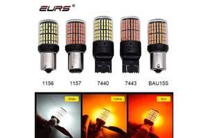 PY21W WY21W LED лампы для заднего хода,стопов,поворотов P21W/Ba15s Т20