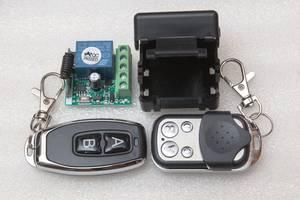 Радиореле, радио выключатель, радио реле 12В и пульт ДУ 433МГц