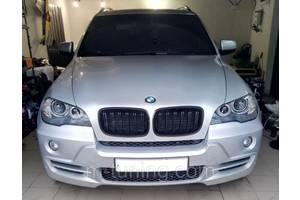 Решетка радиатора BMW X5 E70 ноздри M (4 варианта)