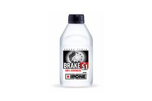 Тормозная Жидкость Для Мотоциклов Ipone Brake Dot 5.1 500мл