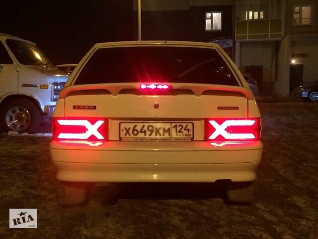 """бу Задние фонари на ВАЗ 2109 - """"Иксы"""". в Запорожье"""