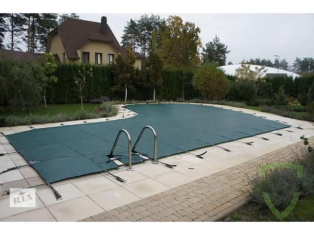 бу Всесезонное накрытие для бассейна в Киеве