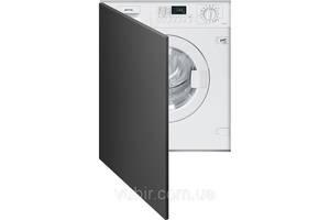 Встраиваемые стиральные машины узкие Smeg