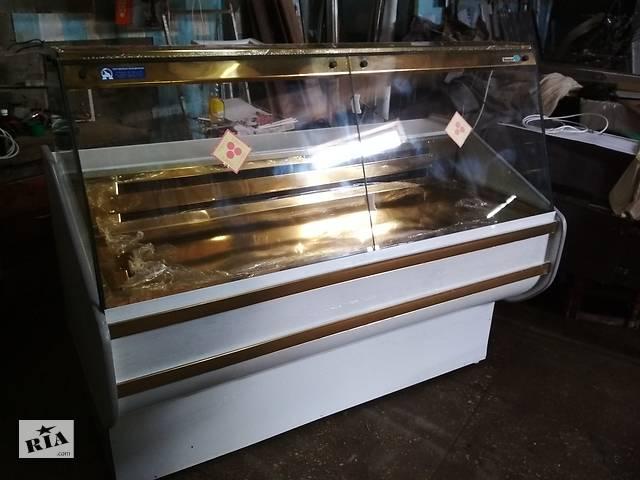 Витрина холодильная с товарным запасом.- объявление о продаже  в Чернигове