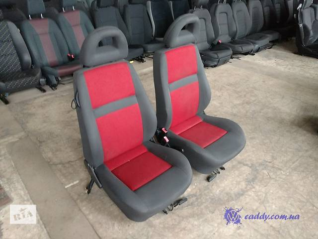 продам VW Lupo - передние откидные сиденья бу в Киеве