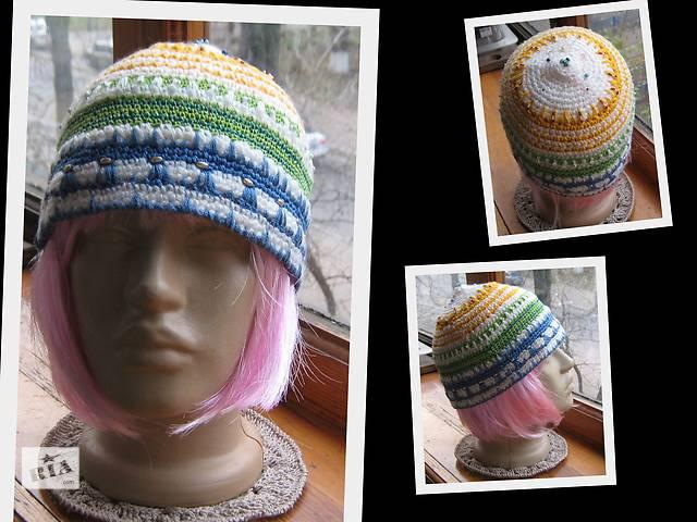 вязаные шапки- объявление о продаже  в Киеве
