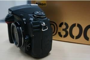 б/в Дзеркальні фотоапарати Nikon D300s