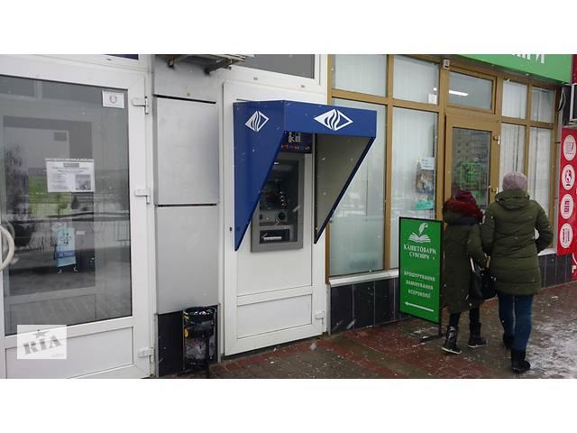 бу Изготовление композитных козырьков для банкоматов Ровно  в Украине