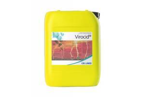 Вироцид дезинфицирующее средство (концентрат),10 л