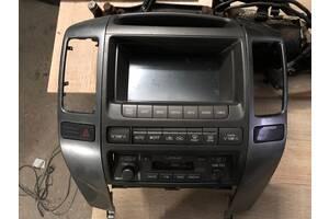 Вживаний автомагнітоли,монитор лексус GX-470