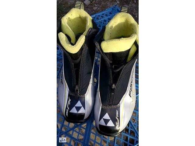 бу Ботинки для беговых лыж в Львове
