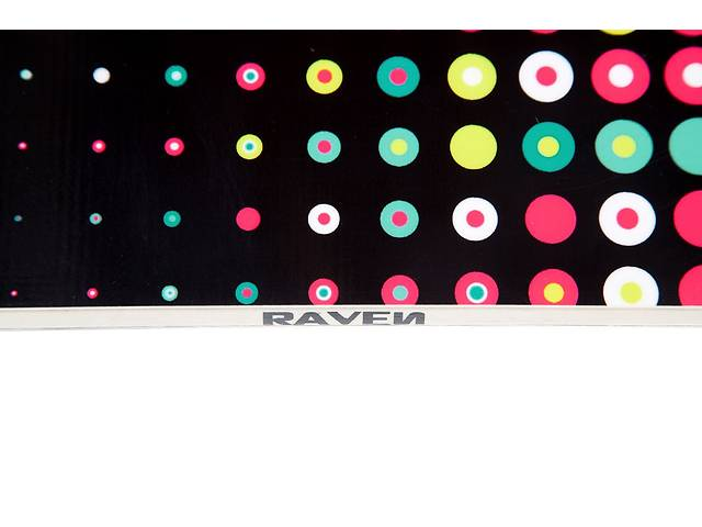 Сноуборд RAVEN PEARL BLACK/MINT 145 см- объявление о продаже  в Львове