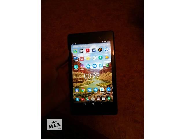 продам Идеальное состояние Nexus 7 32 Gb (2013) + кожаный чехол/коробка/зарядка/документы бу в Днепре (Днепропетровск)
