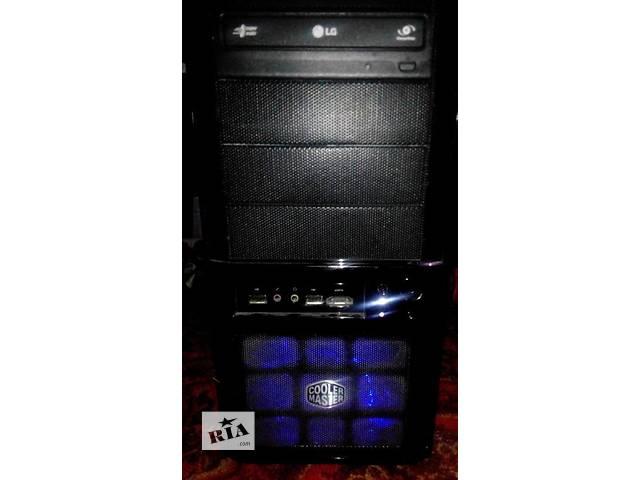 купить бу Игровой компьютер Intel Core 2 Quad Q9400 в Киеве
