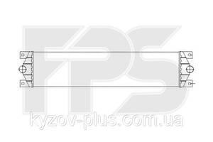 Интеркулер Chevrolet / Opel / Daewoo (NRF) FP 52 T75 NRF FP 52 T75