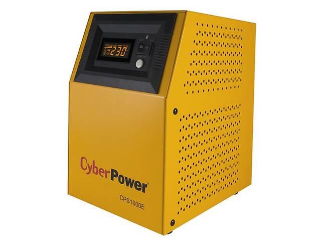 Продам джерело безперебійного живлення ДБЖ CyberPower CPS 1000 Е Ціна знижена- объявление о продаже  в Києві