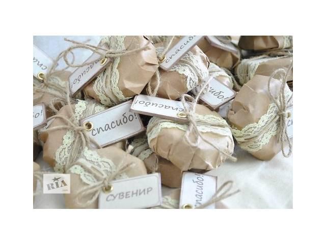 купить бу Изготовления свадебных бонбоньерок, рассадочных карточек и планов  в Днепре (Днепропетровск)