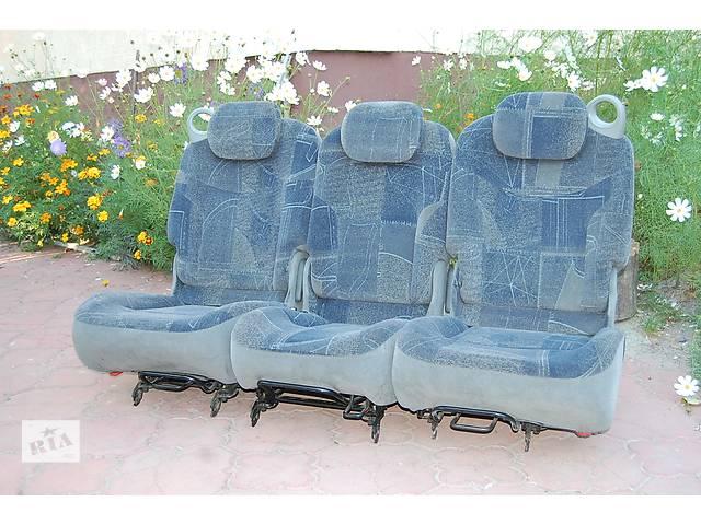 купить бу Задние сидения трансформеры для Ford Transit Connect в Любомле