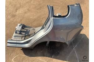 Задняя часть кузова Четверь задняя левая Lada Kalina 1119