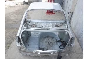 Задняя часть кузова (Седан) Renault SYMBOL 2002-2008 (Рено Клио Симбол), БУ-191655
