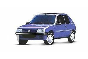 Новые Панели задние Peugeot 205