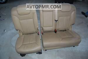 Задний ряд сидений (2 ряд) Mercedes X164 GL беж 164-920-73-46-8K55 разборка Алето Авто запчасти Мерседес