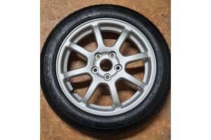 Запасное колесо докатка литой R17 155/70 Subaru Legacy BN/B15 15-19