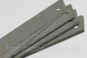 Запасные лезвия для канцелярских ножей (10 лезвий)