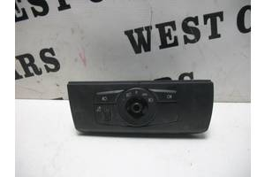 б/у Блоки кнопок в торпеду BMW X6