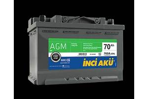 Нові Акумулятори Inci Aku