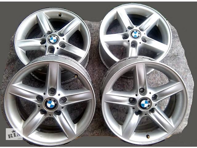 продам Б/у 4  диски 7jx16 et 47  диски для BMW 3 Series e46 бу в Калуше