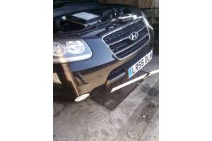 б/у Бамперы передние Hyundai Santa FE
