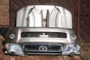 б/у Бамперы передние Toyota Hilux