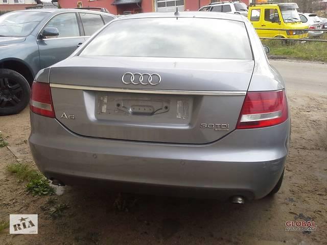 бу Б/у Бампер задній Audi A6 2000-2019р в Львове