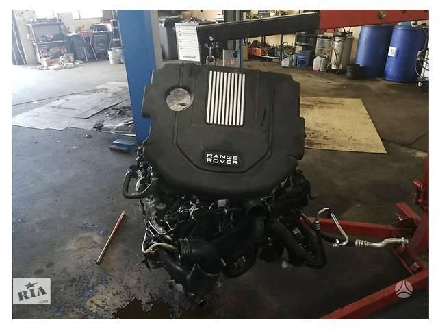 бу Б/у блок двигуна для Land Rover Range Rover Sport в Шепетівці