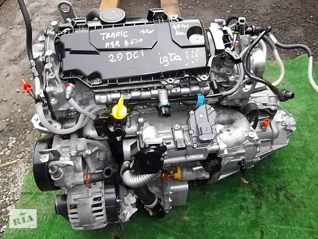 бу Б/у блок двигателя для Renault Master 2014 в Смеле
