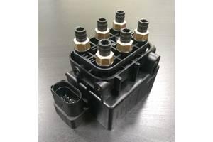 б/у Блоки клапанов пневмоподвески Audi Q7