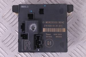 б/у Блоки управления двери Mercedes CLS-Class