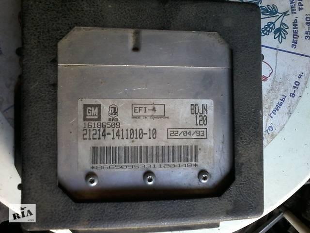 Б/у ЄБУ блок управления двигателем для ВАЗ 21214-1411010-10Тайга- объявление о продаже  в Любомле