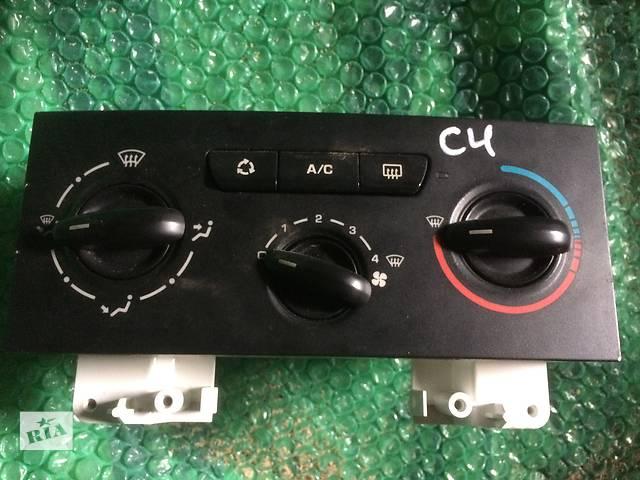 купить бу Б/у блок управления печкой/климатконтролем для Citroen C4 в Луцке