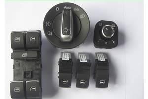 б/у Блоки управления зеркалами Volkswagen Passat B6