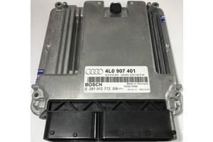 б/у Блоки управления двигателем Audi Q7