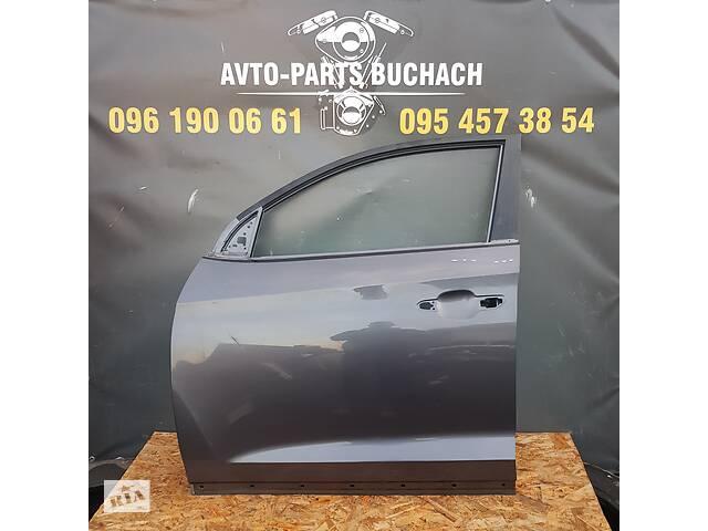 Б/у дверь передняя для Hyundai Tucson III 2015-2020 в наявності- объявление о продаже  в Тернополі