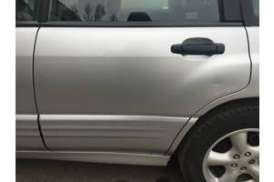 б/у Двери задние Subaru Forester