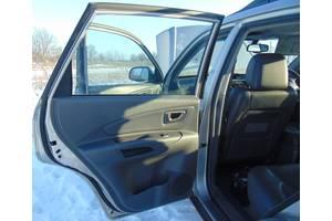б/у Двери задние Hyundai Tucson
