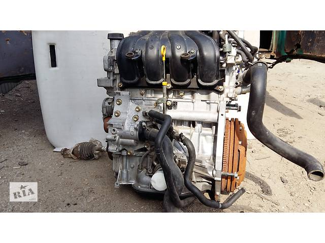 продам Б/у Двигатель 2.0 16V MR20 (MR20DE) Nissan Qashqai 07-14 бу в Харькове