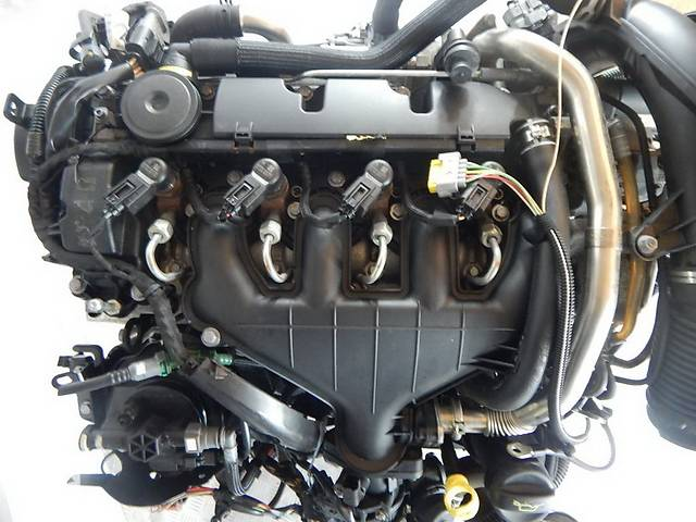 бу Б/у двигатель 2.0 HDI RHR (DW10BTED4) в Вишневом