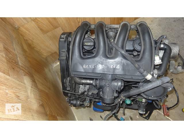 Двигатель для Citroen Jumpy 1.9d (1868) WJY (DW8B)- объявление о продаже  в Луцке